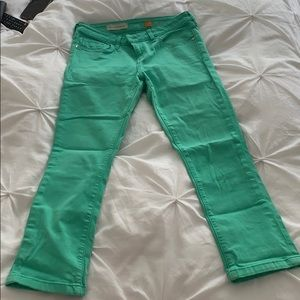 Oil or size 29 straight leg